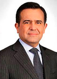 "Honorable Ildefonso Guajardo Villarreal<br />Mexico Secretary of Economy"" width=""112″ height=""154″ /></p> <p class="